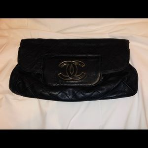 100% RARE Authentic CHANEL Clutch